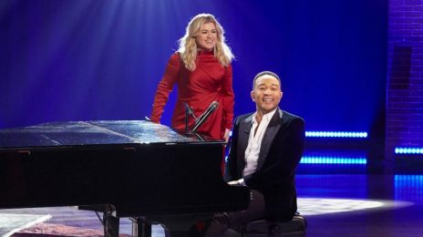 Watch:  John Legend, Kelly Clarkson Perform Updated 'Baby, It's Cold Outside'