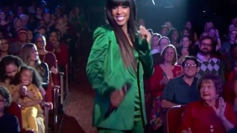 Kelly Rowland Shines With 'Love You More At Christmas Time' On 'A Home For The Holidays' [Performance]