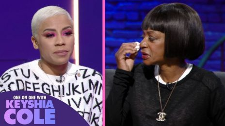 Watch:  Keyshia Cole's Mother Reveals Shocking Details About Singer's Father in Emotional Interview