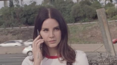 New Video: Lana Del Rey - 'Norman F***ing Rockwell'