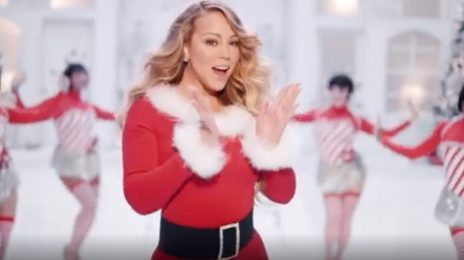 Mariah Carey's 'All I Want For Christmas Is You' Re-Enters Top 5 On Global Spotify