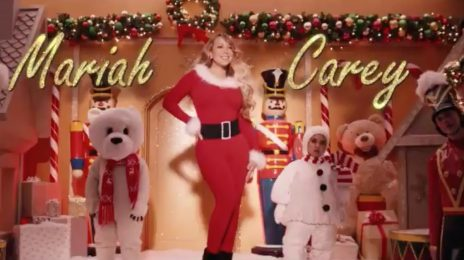 Mariah Carey Previews New 'All I Want For Christmas Is You' Video As Song Eyes Historic #1