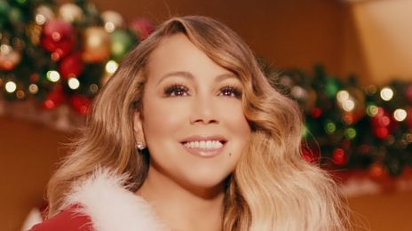 Mariah Carey's 'All I Want For Christmas' Re-Enters Top 20 On Global Spotify Chart