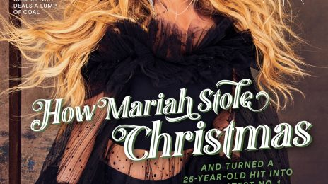 Mariah Carey Covers Billboard Magazine / Talks Hitting #1 With 'All I Want' & More