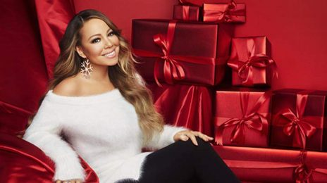 Mariah Carey's 'Christmas' Surges in Sales & Streaming / Eyes Next Week's Hot 100 #1 Spot