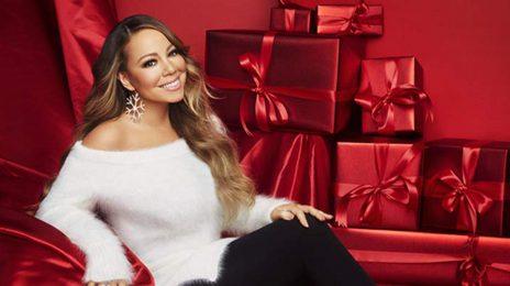 Mariah Carey's 'Christmas' Surges in Sales & Streaming / Eyes Next Week's Hot 100 #1 Spot
