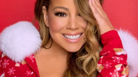 Mariah Carey Becomes First Artist Ever To Score #1's In Four Separate Decades As 'All I Want For Christmas' Extends Reign