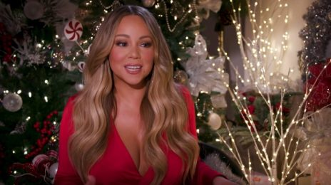 Mariah Carey Teases Brand New 'All I Want For Christmas Is You' Video