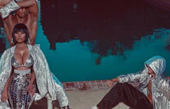 Nicki Minaj's 'Starships' Streamed 376 Million Times On Spotify