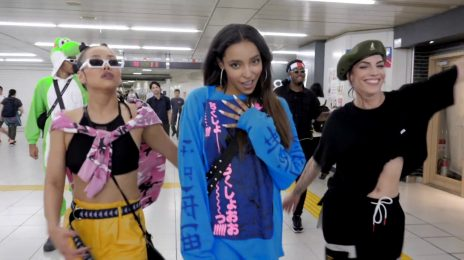 New Video:  Tinashe - 'Save Room For Us'