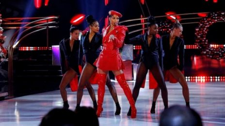 "Did You Miss It? Ciara Slays Crunk Christmas Medley on ""Holidays with the Houghs"""