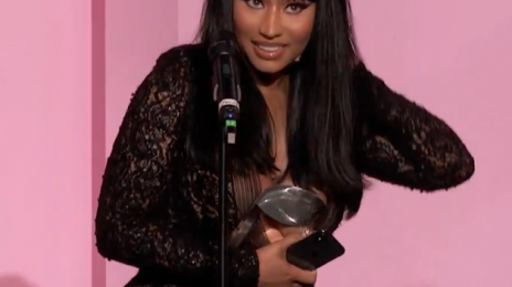 Watch: Nicki Minaj Accepts 'Game Changer' Award, Tributes Juice Wrld at Billboard Women in Music Event