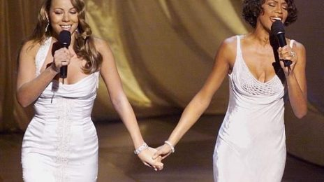 From The Vault: Whitney Houston & Mariah Carey Rock Oscars With 'When You Believe' Live