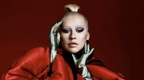 Christina Aguilera Covers 7Hollywood Magazine