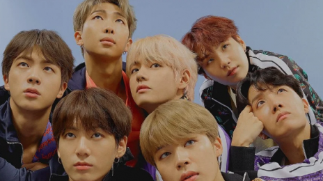 BTS To Bag British Number One With New Album
