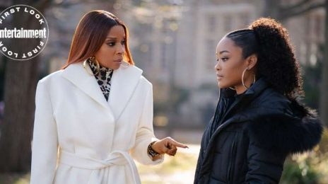 First Look: Mary J. Blige In 'Power: Book II'