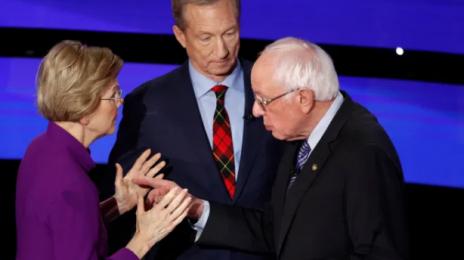 Bernie Sanders' Argument With Elizabeth Warren Leaks Online