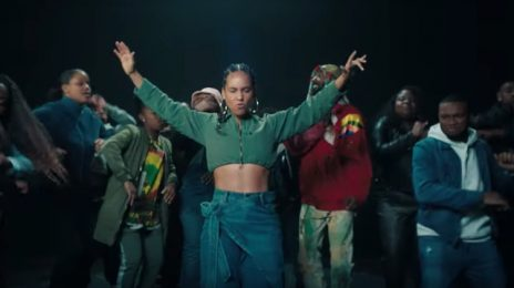 New Video: Alicia Keys - 'Underdog'