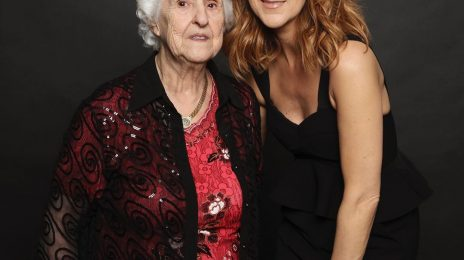 Report:  Celine Dion's Mother, Thérèse, Dead at 92