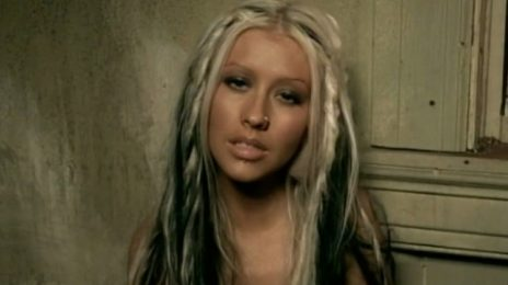 Chart Rewind:  Christina Aguilera's 'Beautiful' Flew to Its Hot 100 Peak This Week in 2003