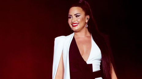 New Song:  Demi Lovato - 'Anyone'