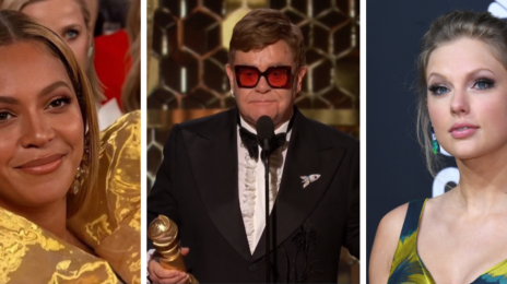 Watch:  Elton John Bests Beyoncé, Taylor Swift For 'Best Original Song' Honor at 2020 Golden Globes