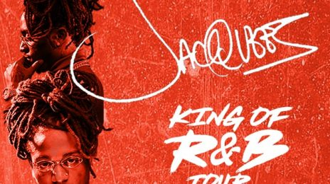 Jacquees Expands 'King of R&B' North American Tour / Reveals New Dates & Special Guests