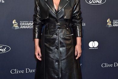 Janet Jackson & Beyonce Surface At Clive Davis' Pre-Grammy Gala