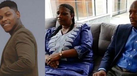 John Boyega Surprises Parents With Brand New Home [Video]