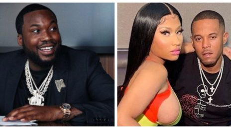 Meek Mill & Nicki Minaj's New Husband Get Into Heated Altercation [Video]