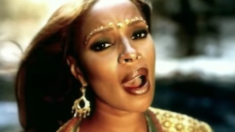 From The Vault: Mary J. Blige - 'Everything'