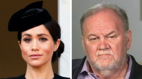 Meghan Markle's Father Readies Tell-All Documentary