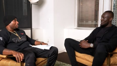 Stormzy Sits Down With Charlamagne / Talks Breaking US Market, Drake Culture Vulture Claims, & More