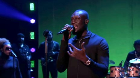 Stormzy Makes US TV Debut On 'The Tonight Show' / Talks Wiley Beef, Meghan Markle, & More On Hot 97