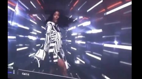 She's Coming! SZA Previews New Video