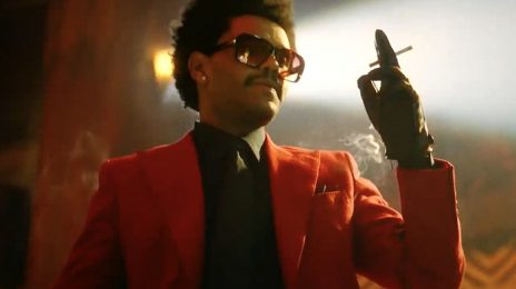 New Video:  The Weeknd - 'Blinding Lights'