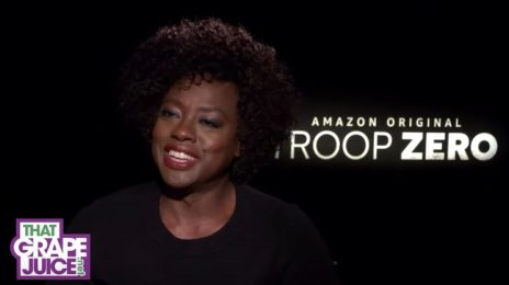 Exclusive Interview: Viola Davis Talks 'Troop Zero,' Billie Eilish, & New Year Goals