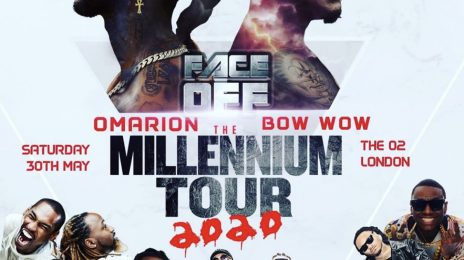 Bow Wow & Omarion Announce British Tour Date