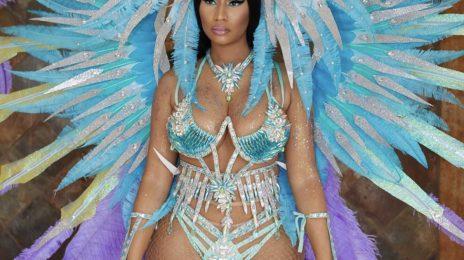 Nicki Minaj Stuns Fans At Trinidad's Carnival