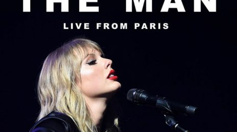 New Video:  Taylor Swift - 'The Man (Live)'