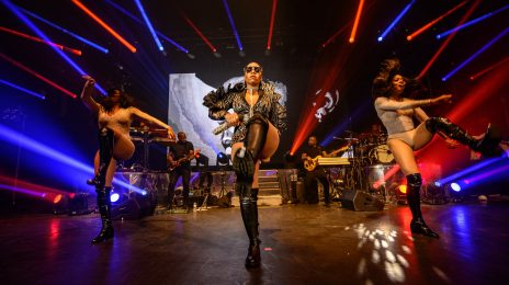Ashanti Rocks UK Tour With Biggest Hits