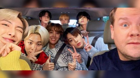Watch: BTS Rocks 'Carpool Karaoke'