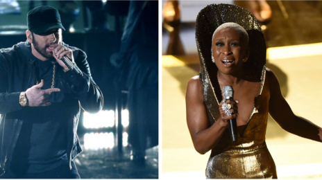 Eminem, Cynthia Erivo Blast to Top of iTunes Charts After #Oscars Performances