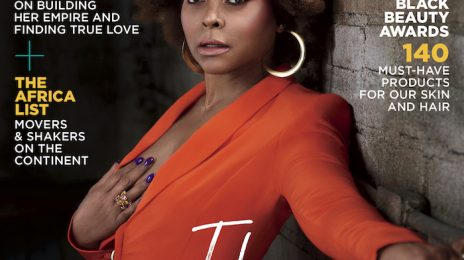 Taraji P. Henson Covers Essence / Talks Life After 'Empire,' Wedding, & More