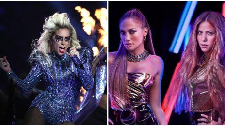 "Lady Gaga On J.Lo & Shakira Super Bowl Show: ""I Better Hear No Lip-Synching"""