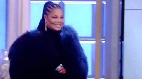 Janet Jackson Makes Surprise Appearance On 'The View' / Talks 'Black Diamond' Tour & Album