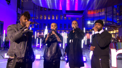 JLS Perform Hits Medley On 'The One Show' [Video]