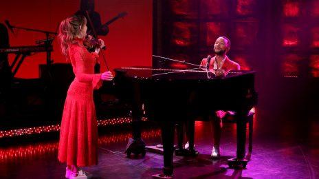 Did You Miss It?  John Legend Brings 'Conversations in the Dark' Live to 'Ellen'