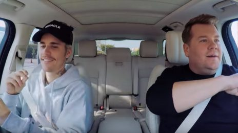 Justin Bieber Performs Hits On 'Carpool Karaoke' [Video]
