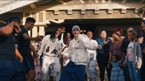 New Video:  Justin Bieber & Quavo - 'Intentions'